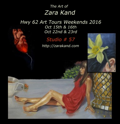 Zara Kand hwy 62 Art Tour